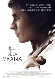 Plakat za film Bijela Vrana