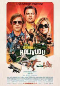Plakat za Bilo jednom u Holivudu