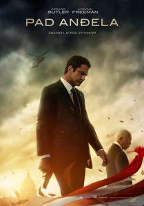 Plakat za film Pad anđela