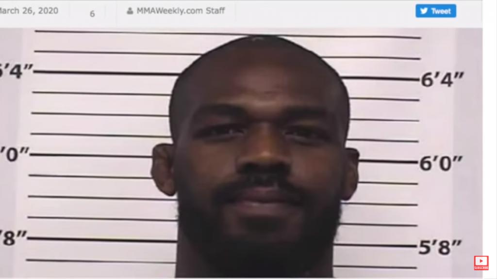 Uhapšen Džon Džons