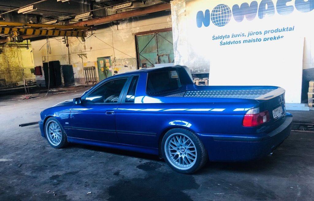 ruski pick-up bmw