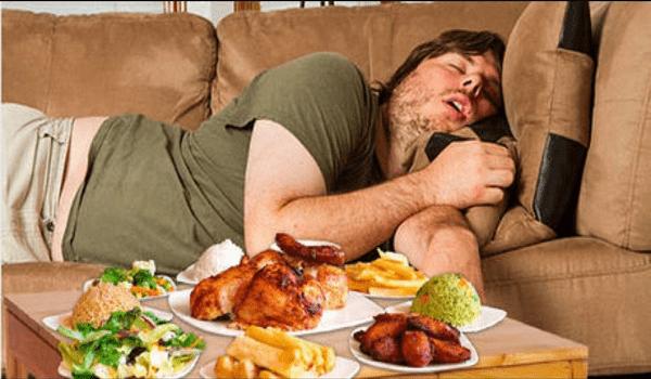jelo prije spavanja