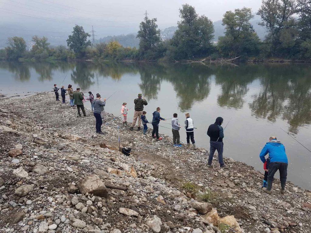 škola ribolova u doboju