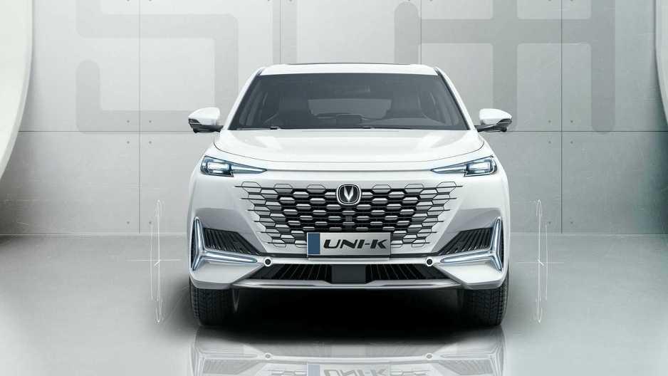kineski SUV Changan Uni-K
