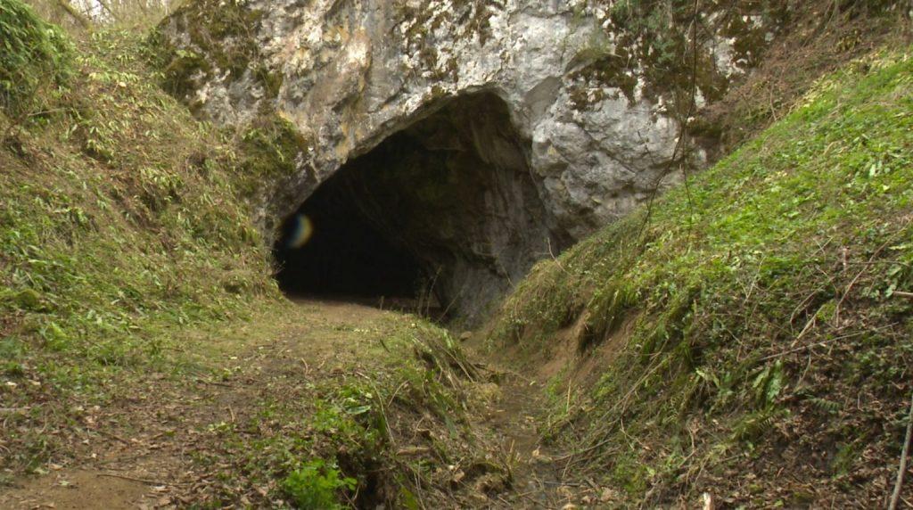 djevojačka pećina