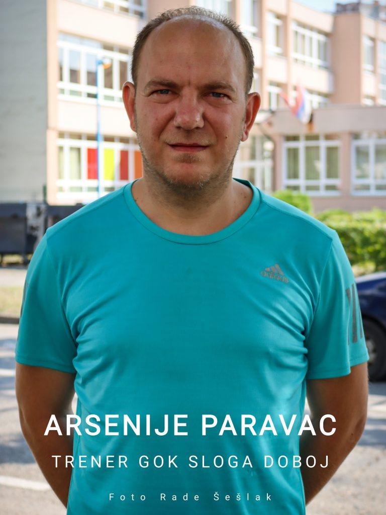 arsenije paravac