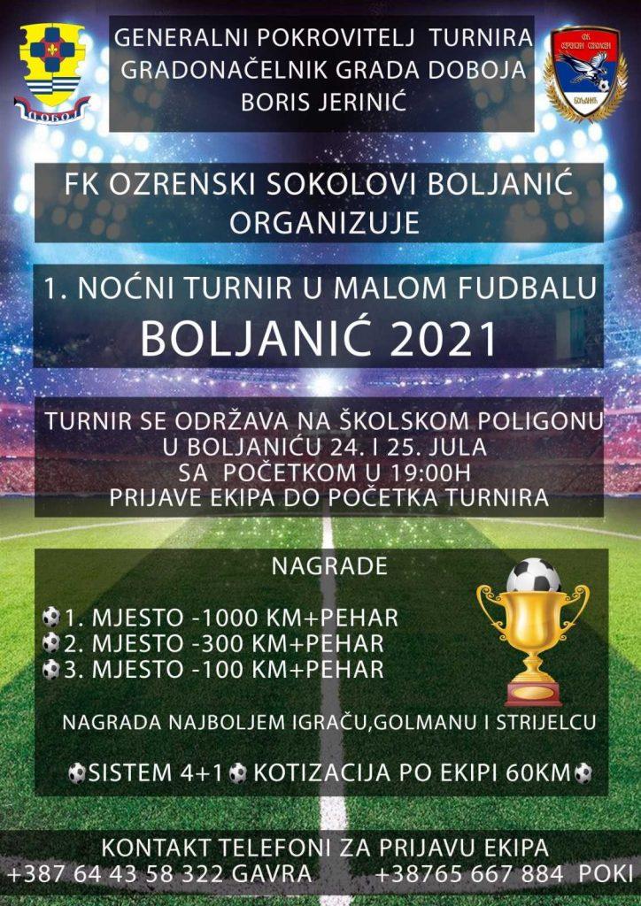turnir boljanić 2021